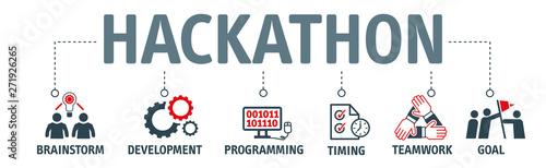 Photo Banner Hack marathon coding event