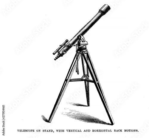 Astronomical illustration Fotobehang