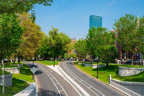 Vászonkép  Boston