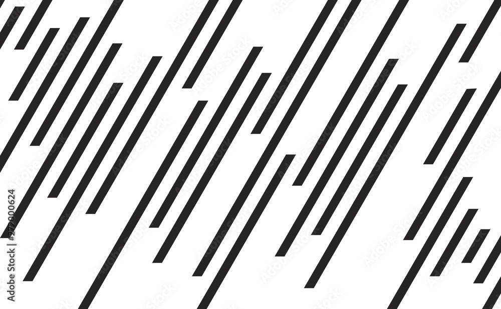 Fototapety, obrazy: Angle speed lines pattern background