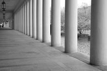 Säulengang Theaterkolonnade W...