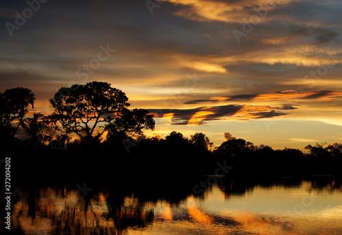 Valokuva  Pantanal Sunset