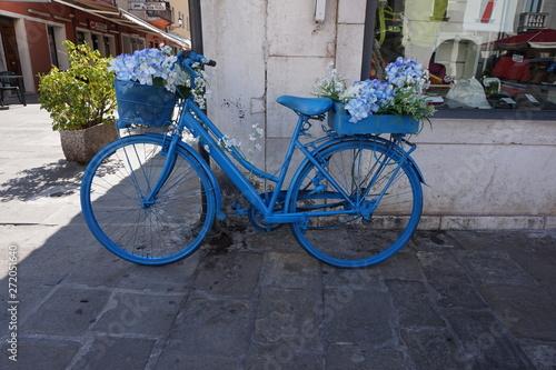 Foto op Plexiglas Fiets Vélo