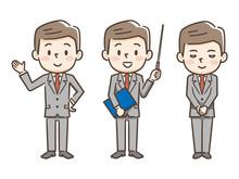 男性 スーツ セット