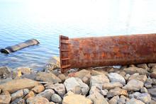 The Rusty Iron Pipe