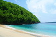 Pandan beach at Nusa Penida island near to Bali, Indonesia