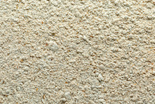 Organic Stoneground From Whole Grain Rye Flour As Background