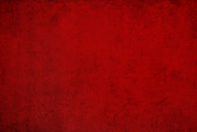 Red Wall Background - Old Red Stone Texture