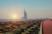 Dubai, UAE. Al Arab Only The O...