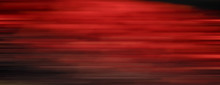 Abstract Red Motion Blur Backg...