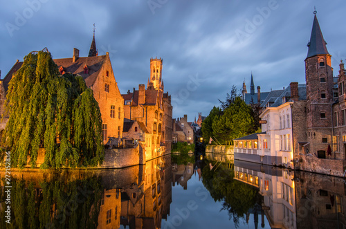 Fotografie, Obraz Brujas (Bélgica) Flandes