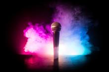 Microphone Karaoke, Concert . ...