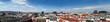 Wien Panorama vom Stephansdom nach Nord-Ost