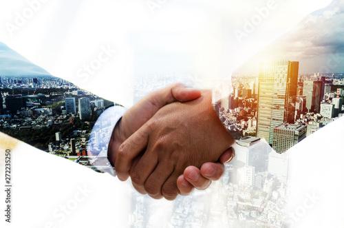 Fotografie, Tablou Partnership
