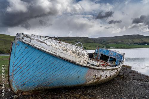 Isle of Skye Schottland Landschaft Fototapeta