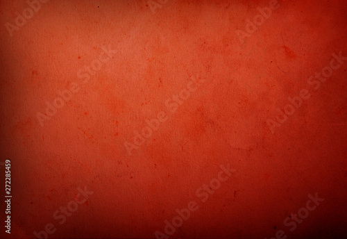 Red Paper Background Texture.