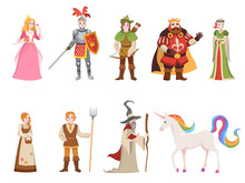 Medieval Historical Characters...