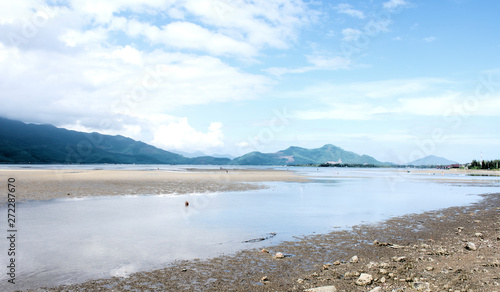 Foto op Plexiglas Arctica DA NANG SCENERY - Lang Co Beach
