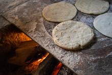 Handmade Tortillas Cooking Ove...