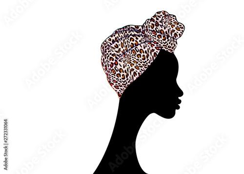 Fotografia portrait beautiful Afro woman