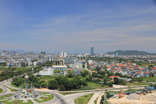 Thanh Hoa City In Vietnam