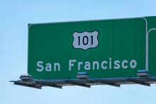Interstate 101 Highway Road Si...