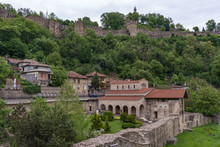 The Holy Forty Martyrs Church Is A Medieval Church In The Old Town Veliko.Tarnovo. Eastern Orthodox Church
