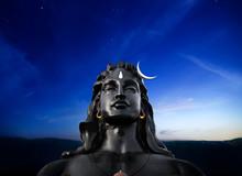 Adiyogi Shiva Statue Coimbatore Tamil Nadu - Image
