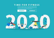 2020 New Year Fitness Ideas Co...