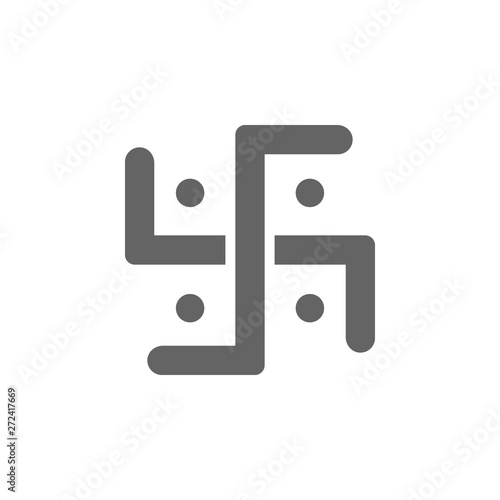 Fotografija  Jainism icon