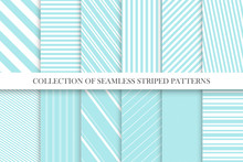 Collection Of Cute Seamless St...