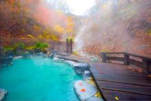 Japanese Hot Springs Onsen Nat...