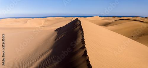 Endless sand and beauty Fototapeta