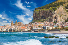 Beautiful Cefalu, Resort Town ...