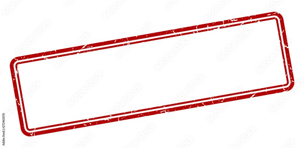 Fototapety, obrazy: blank stamp