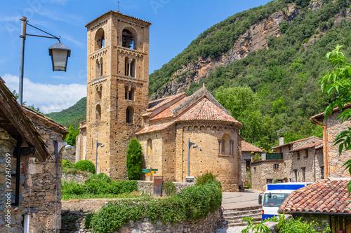 Church of Saint Cristofol in Beget