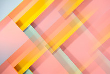 Colorful Geometric Shapes. Abs...