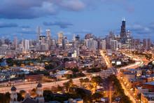 United States, Chicago, City S...