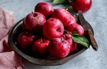 Organic Red Apple