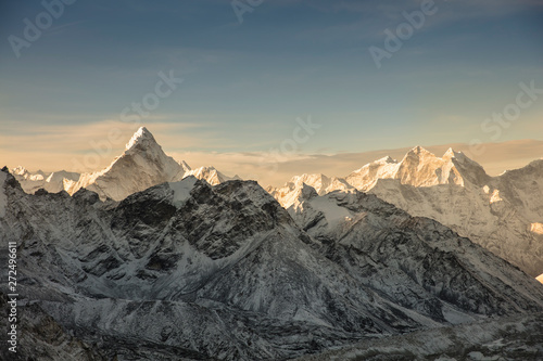 Ama Dablam Himalayas Nepal