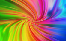 Light Multicolor Vector Abstra...