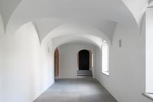 Corridor And Doorway