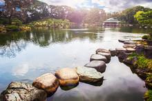 Kiyosumi   Teien Garden -    With Artificial Pond