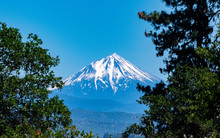Viewing Mount McLoughlin From ...