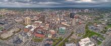 Aerial View Of Syracuse, New Y...