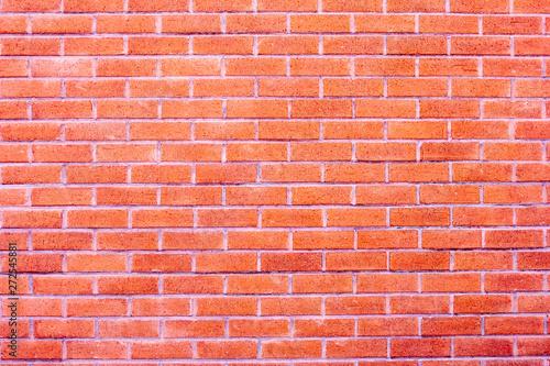 A rustic brick background