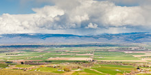 A Panoramic View Of Ellensburg...