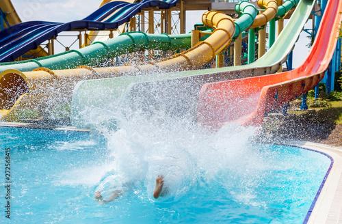 Poster Attraction parc Aquapark