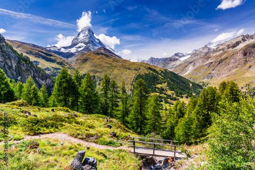 Fotografie, Obraz  Zermatt, Switzerland