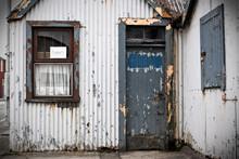 Derelict Run Down Building